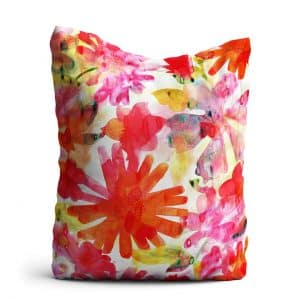 Sitzsack Sommerblume
