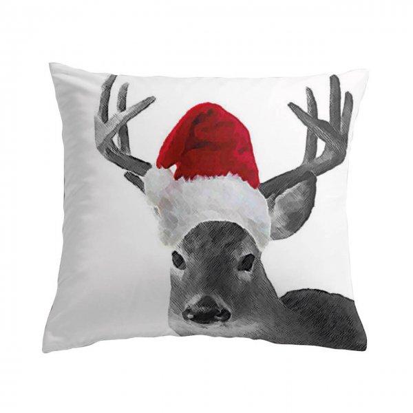 Kissen Hirsch Weihnachten