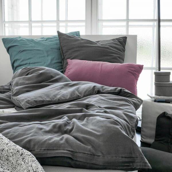 Bettwäsche Schlafzimmer Idee