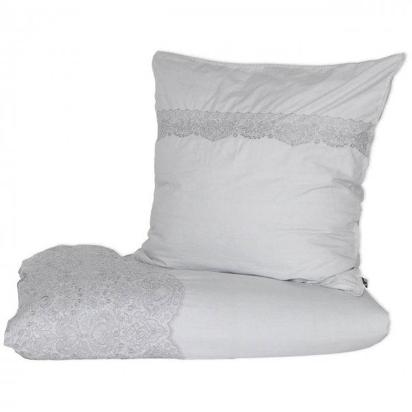 Bettwäsche Vintage Washed Cotton mit Bestickung