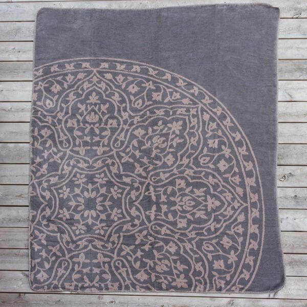 Wohndecke Orient Baumwolle