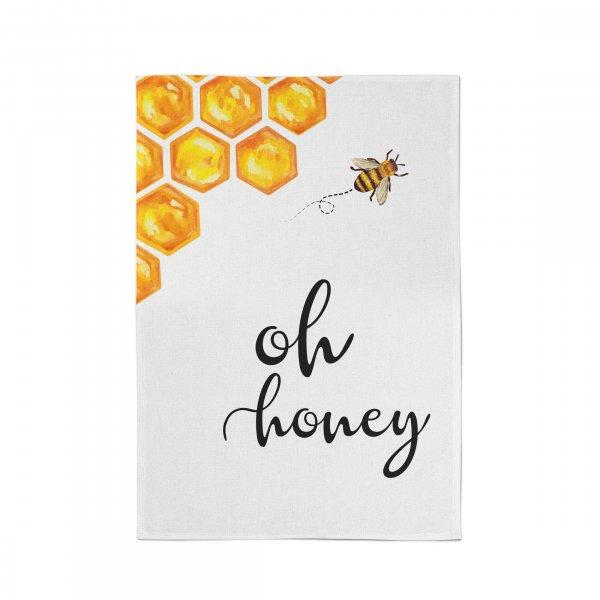 Geschirrtuch Oh Honey